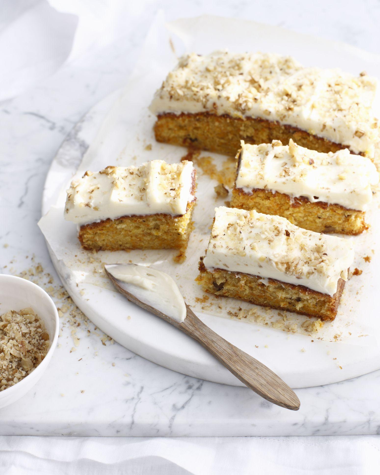 Il dolce-icona dell'autunno? La torta di carote, da preparare con la nostra ricetta top senza burro