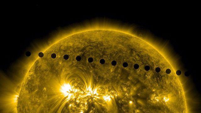 el misterio de los planetas que se encogen
