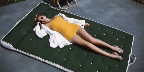 Rita Hayworth Portrait Session