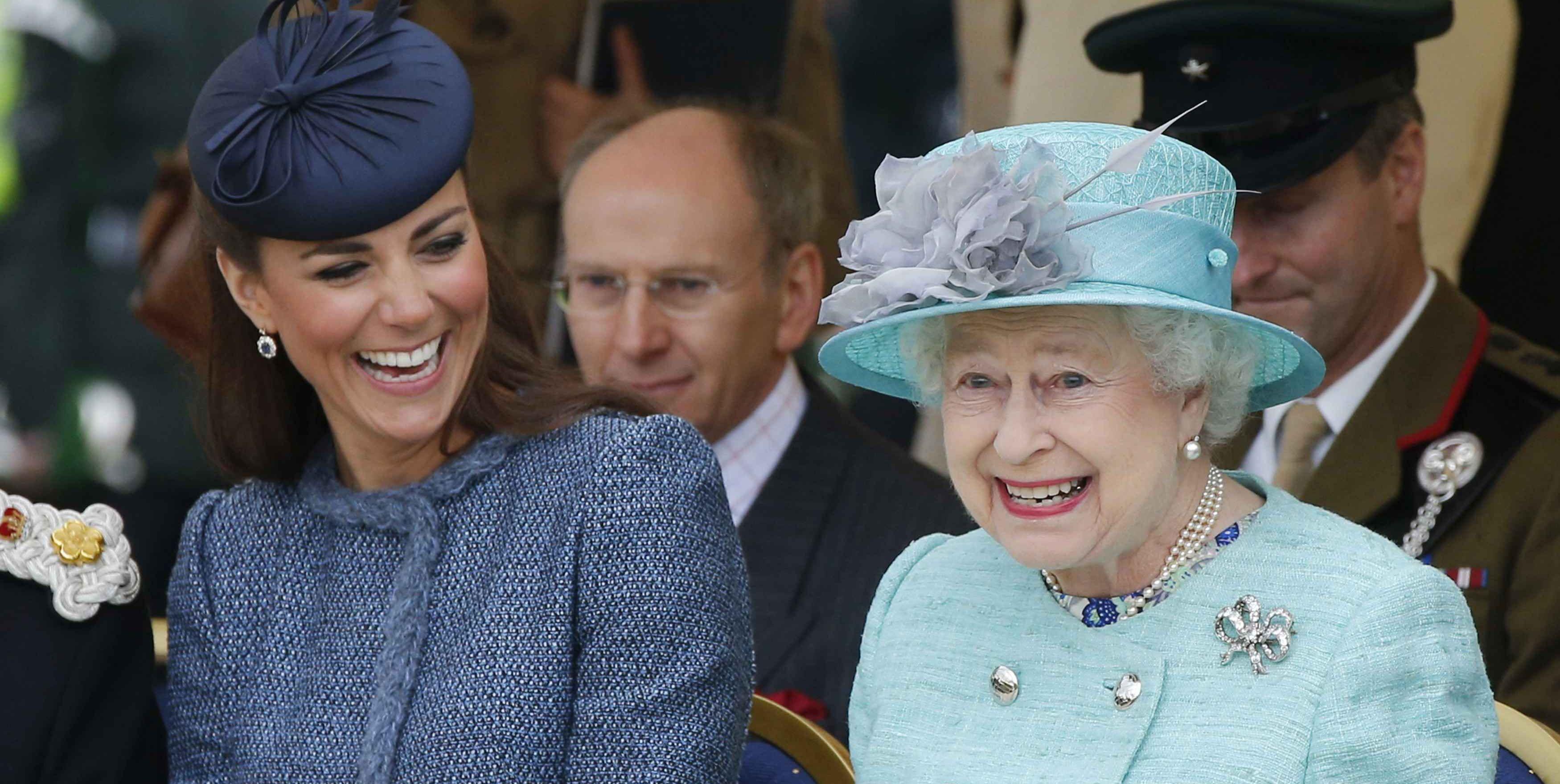 Queen Elizabeth Royal Baby