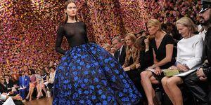 Raf Simons Dior Couture