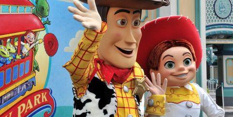 Animated cartoon, Cartoon, Toy, Animation, Vacation, Fun, Amusement park, World, Recreation, Nonbuilding structure,