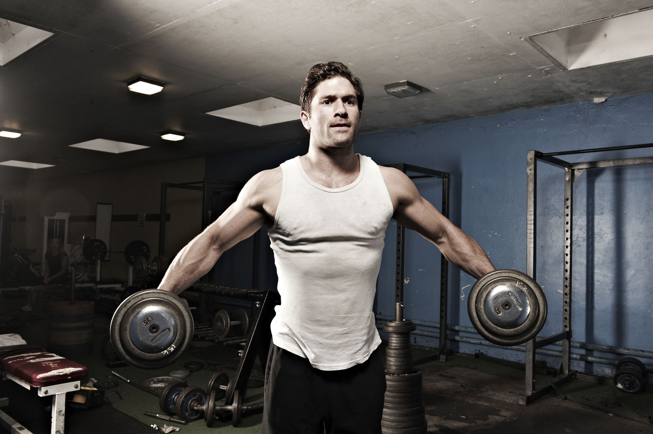 How to Build Bigger Shoulders with Lateral Raises