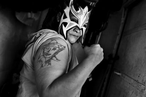 Female Lucha Libre Wrestling in Mexico
