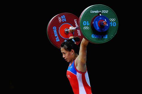 2020東京奧運 郭婞淳 自信來自於經驗的累積。