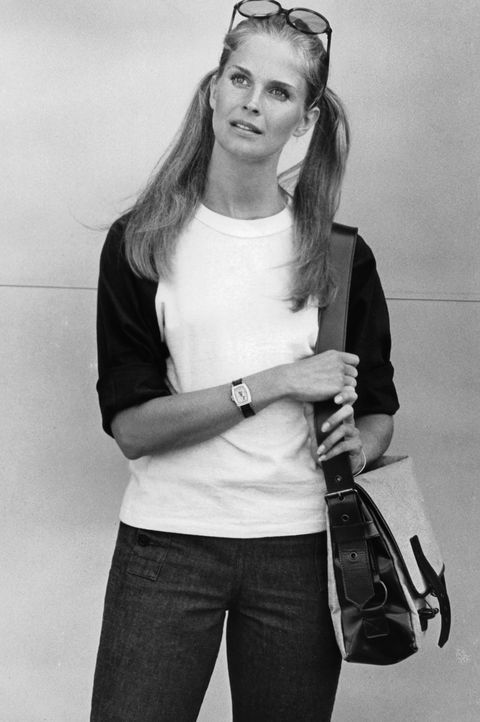 Candice Bergen In 'Getting Straight'