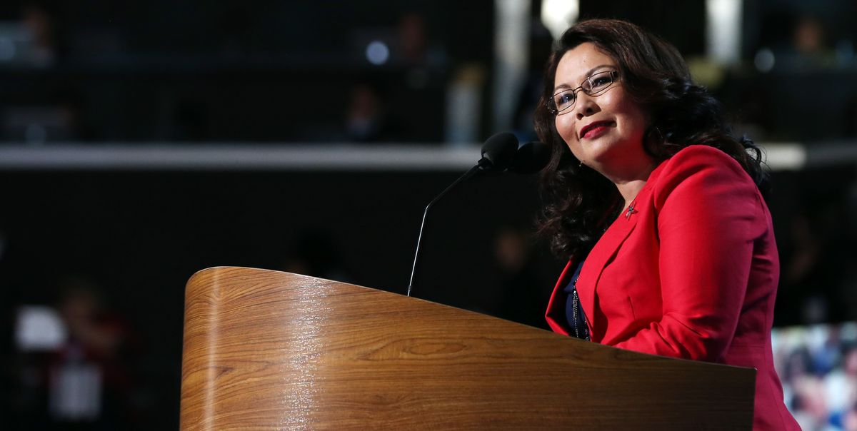 19 Haircuts For Older Women Winter 2018 2019 Edition: Tammy Duckworth Posts Her 10-Day-Old Baby's #OOTD To Prove