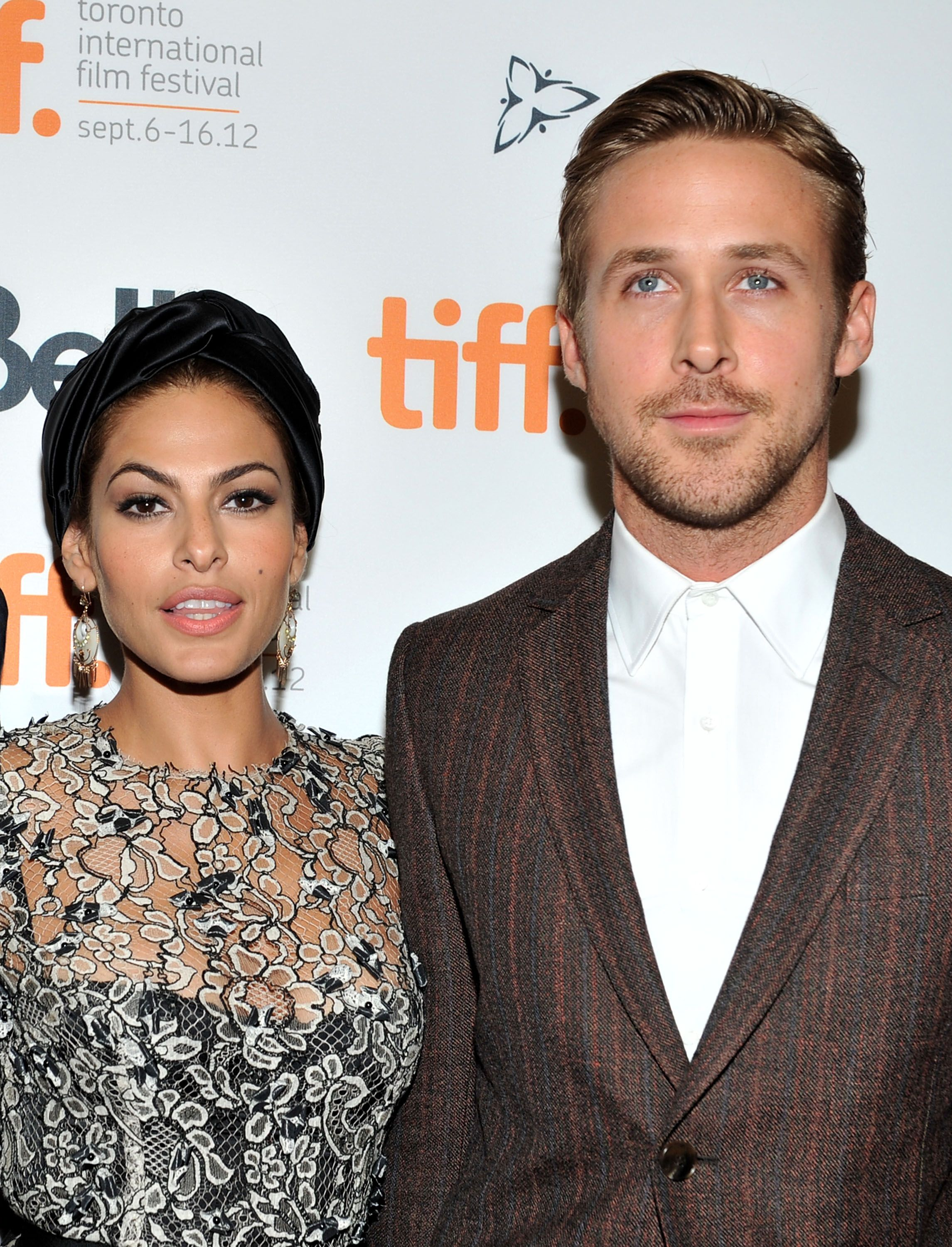 Eva Mendes and Ryan Gosling Adopted a Doberman Puppy Named Lucho