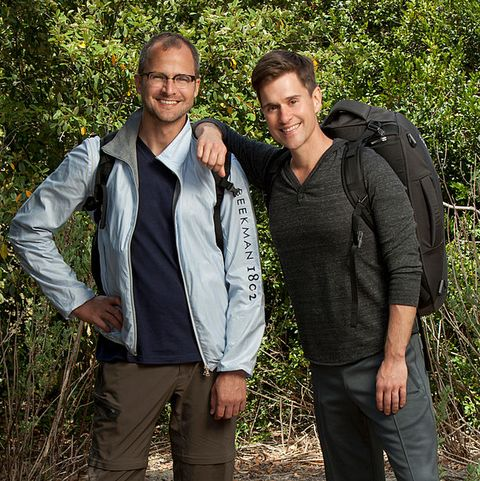 Dr. Brent Ridge and Josh Kilmer-Purcell