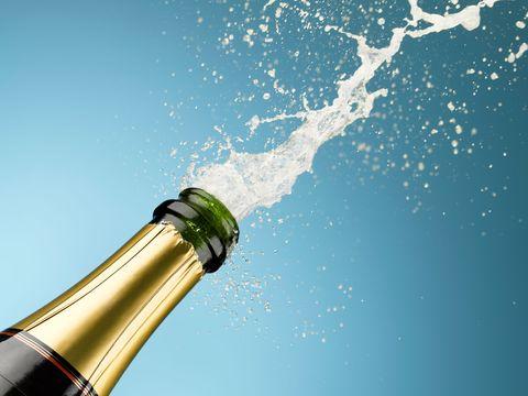 Water, Product, Bottle, Drink, Champagne, Liquid, Wine, Wine bottle, Glass, Illustration,