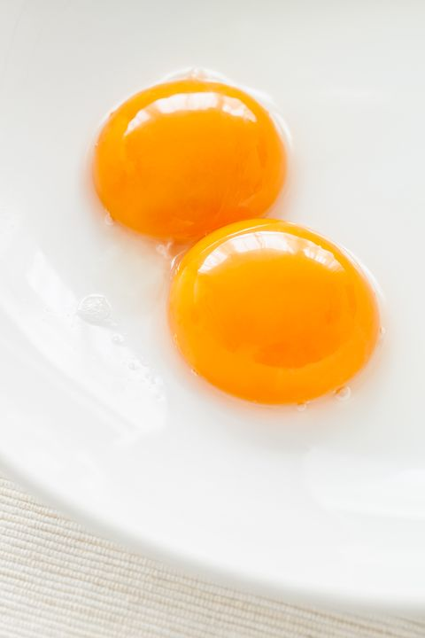 Two yolks