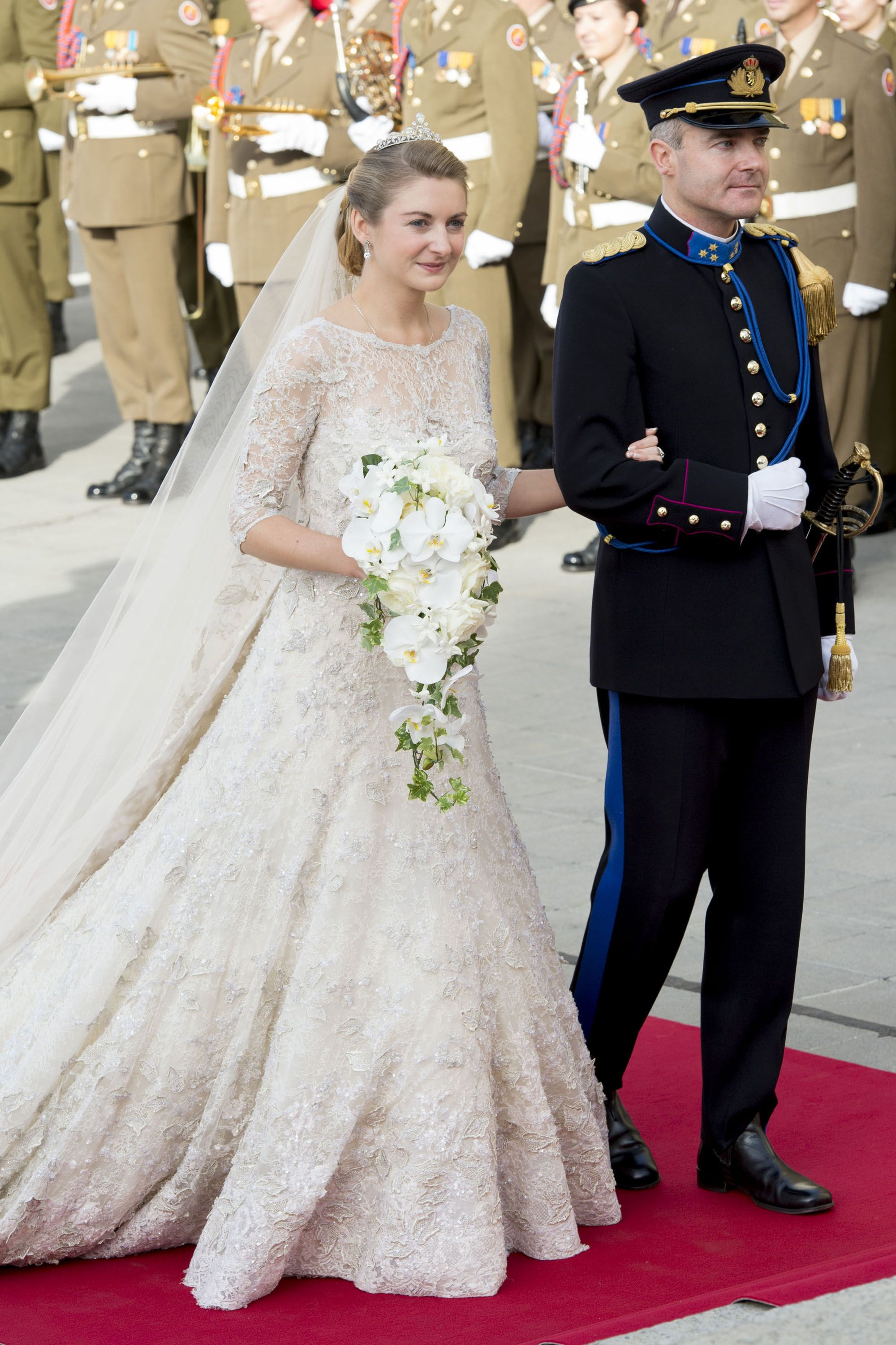 30 Most Jaw-Dropping Royal Wedding Gowns - Best Royal Wedding Dresses