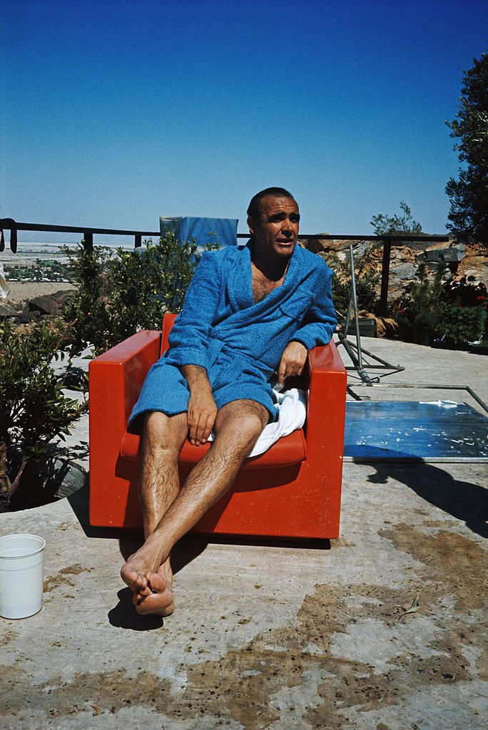 Sean Connery Defined Mid-Century Cool. Here Are 30 Pictures to Prove It