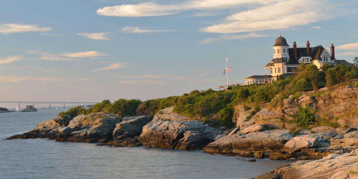 Newport Rhode Island In The Fall