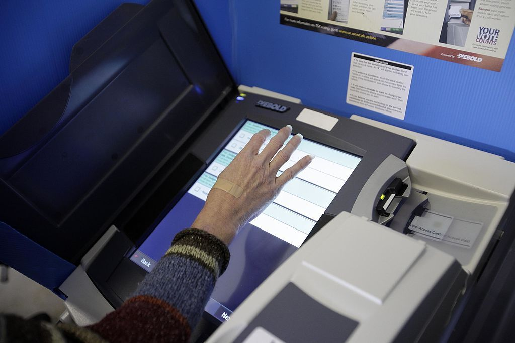 America Makes Some, but Not Enough, Progress in Election Security