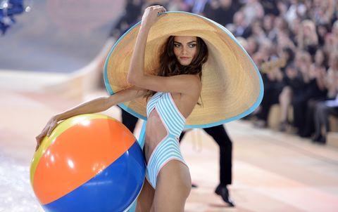 0ec6b25476491 Victoria s Secret Selling Swimwear Again Starting in Spring 2019