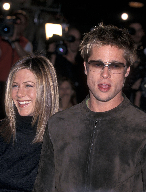 Brad Pitt storia di incontri