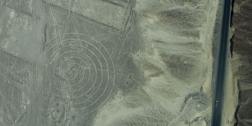 Descubren para que servían estos dibujos hechos muy cerca de Nazca