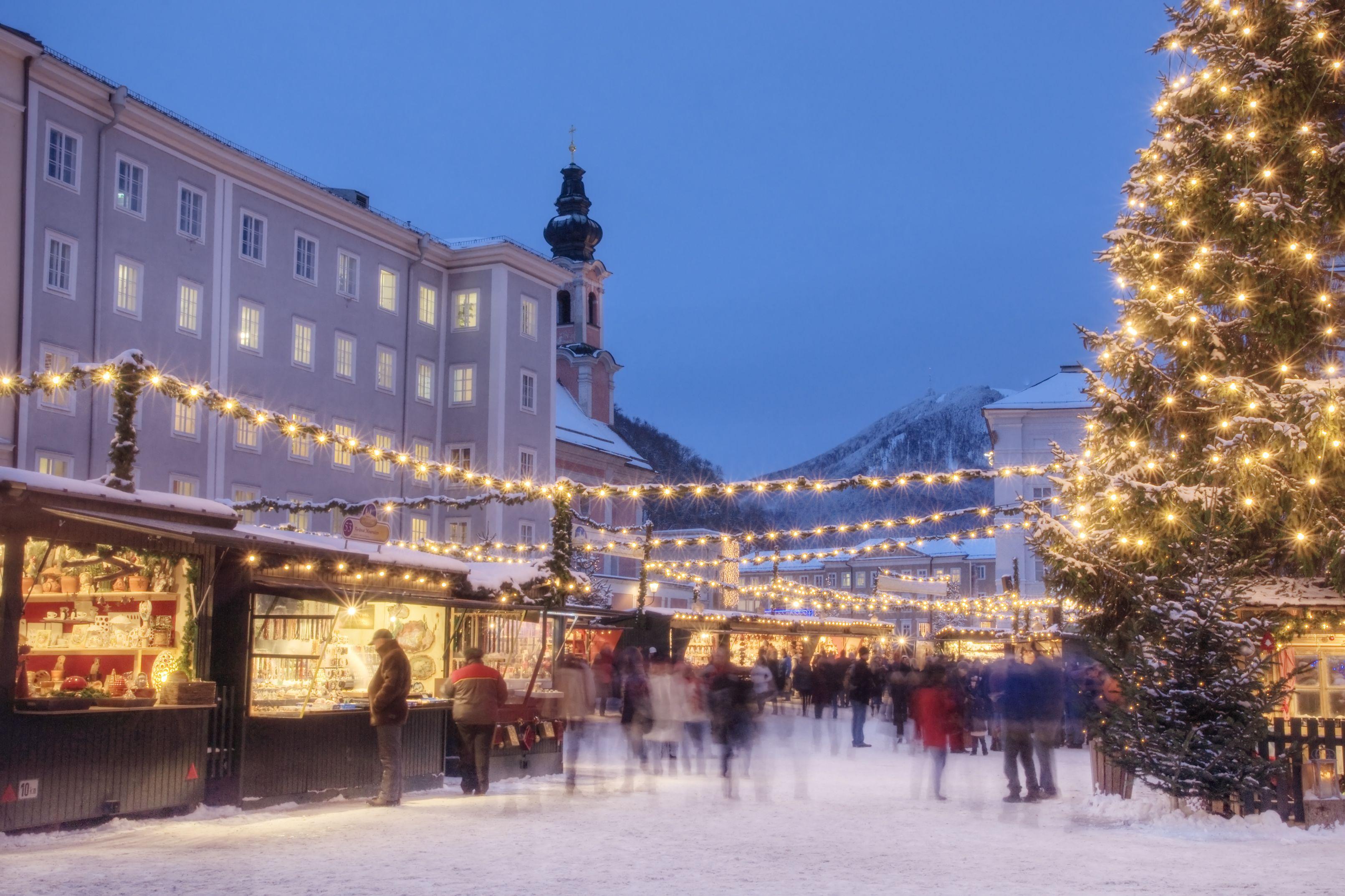 Credevo che i mercatini di Natale fossero noiosissimi, poi sono stata a Salisburgo