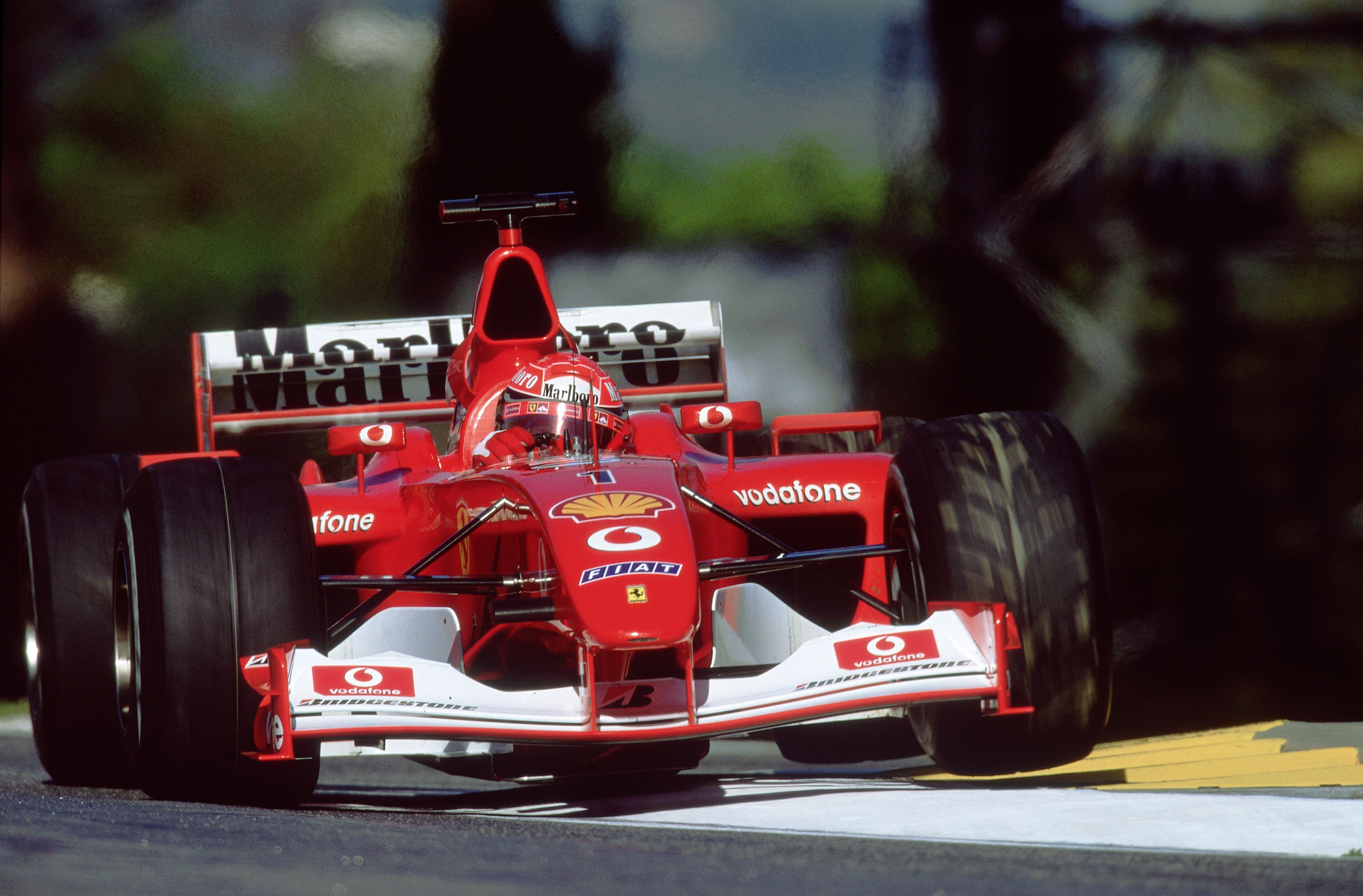 Michael Schumacher's 2002 F1 Championship-Winning Car is Coming Up for Sale