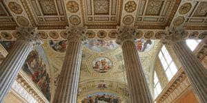 ITALY-ARCHITECTURE-TORLONIA