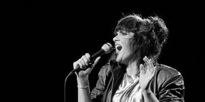 Linda Ronstadt At Poplar Creek