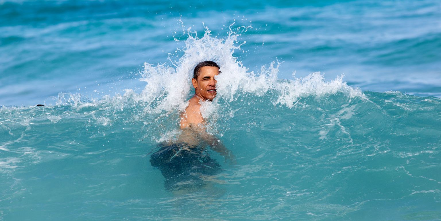 Obama Vacations In Hawaii
