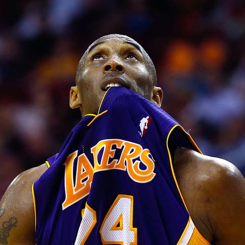 Kobe Bryant Was A Basketball Giant But It Was His Dedication That Made Him A Legend