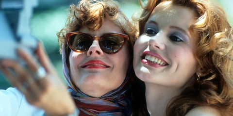 thelma and louise - best friends in pop culture
