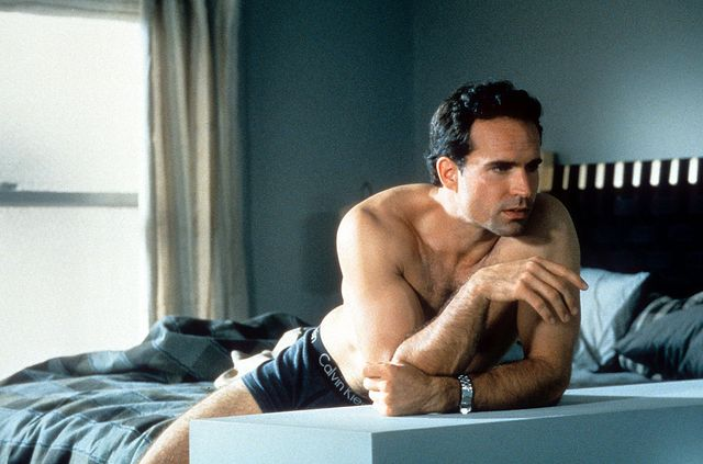 jason patric in calvin klein underwear in a scene from the film your friends  neighbors, 1998 photo by polygram filmed entertainmentgetty images