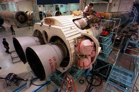 rd-18o russian rocket engine