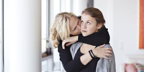 column over kinderen die zich voor hun ouders schamen