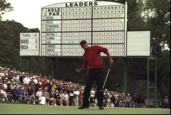 The Masters Is Golf's Greatest Major. These Photos Show Why.
