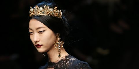 Dolce &Gabbana Fall 2013