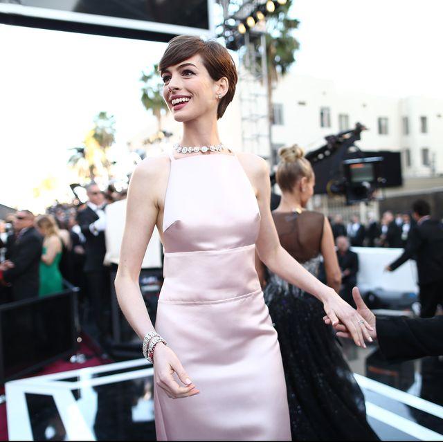 85th Annual Academy Awards - Anne Hathaway