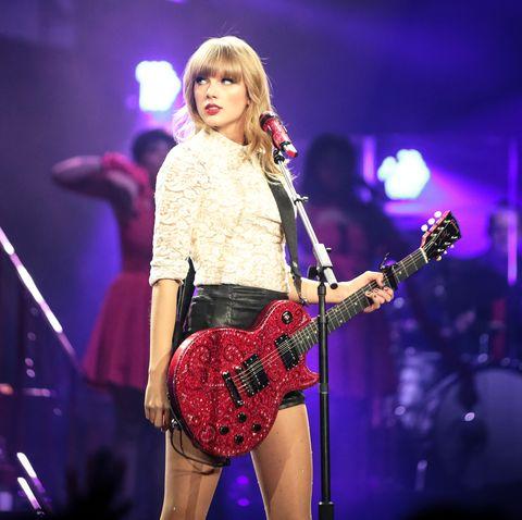 Taylor Swift RED Tour Opener - Omaha, Nebraska