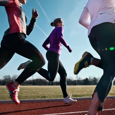 ランニング running
