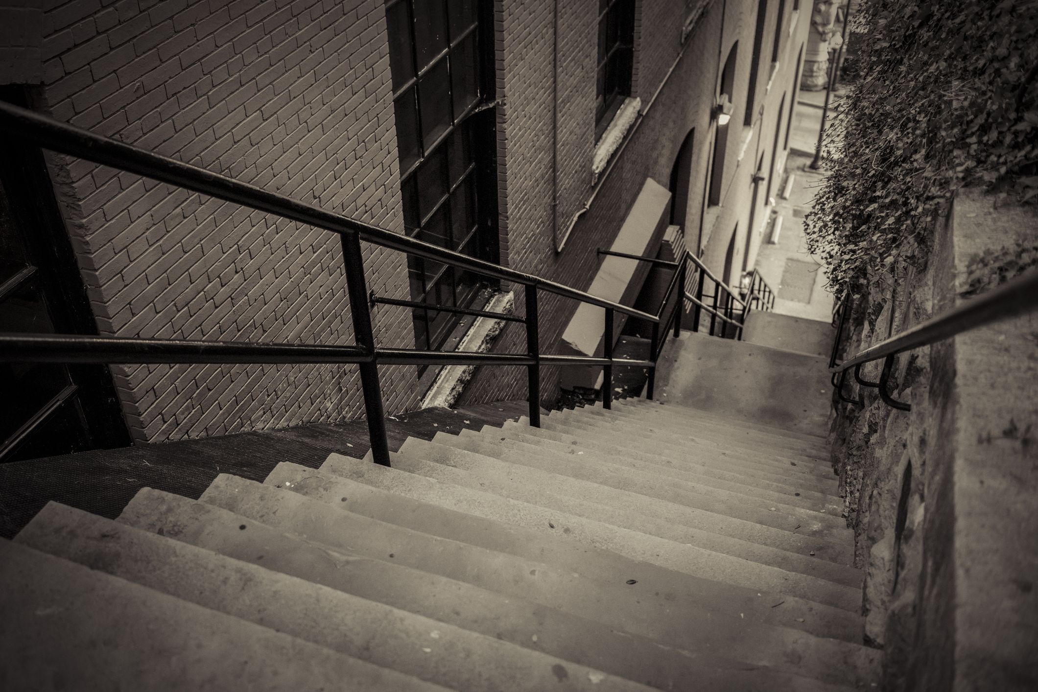 Exorcist Steps In Georgetown