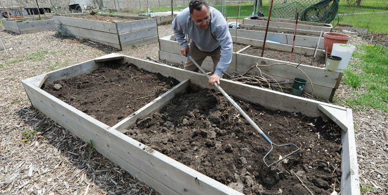 How to Build Raised Garden Bed – Planning A Garden Bed
