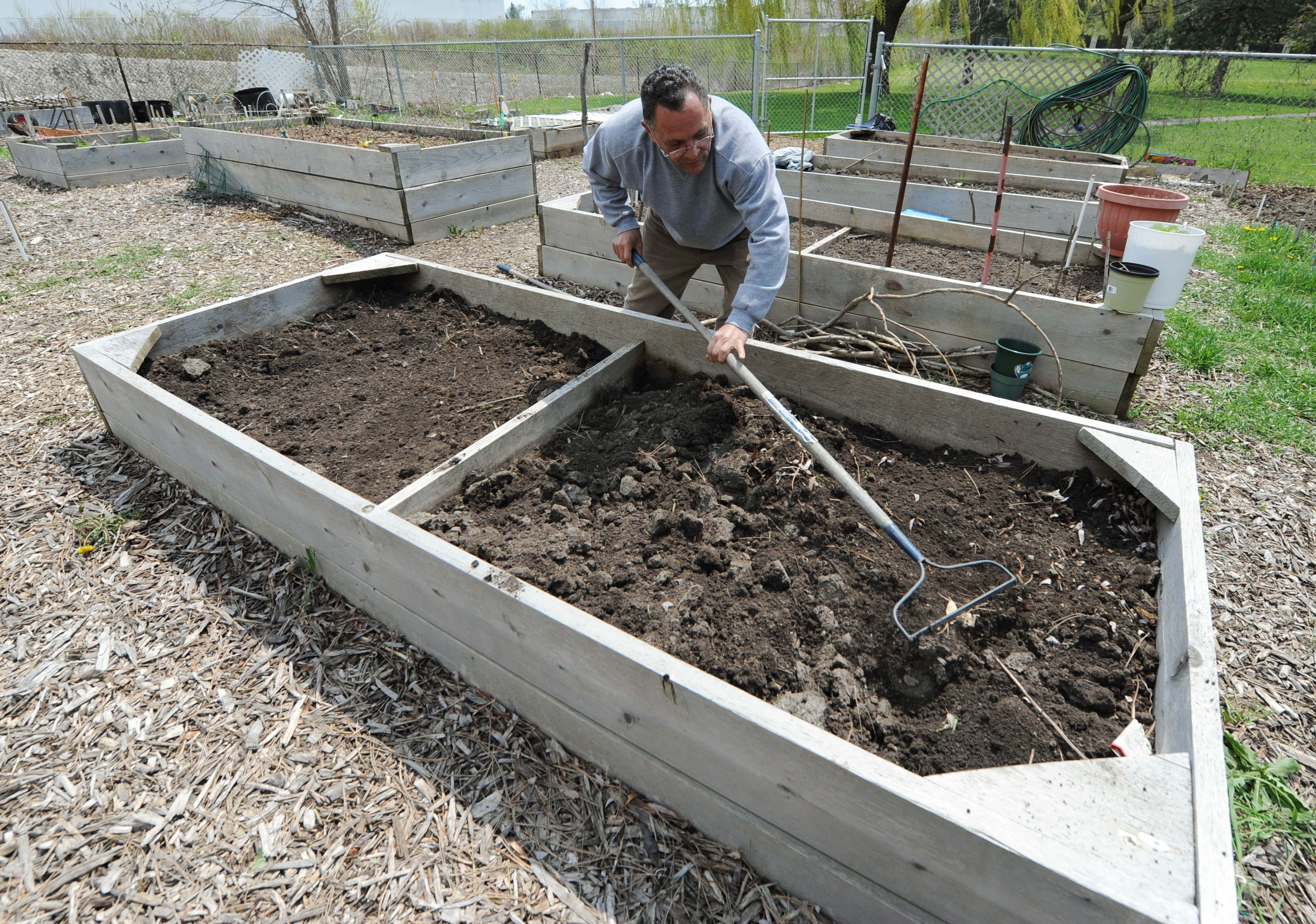Superieur Raised Garden Beds