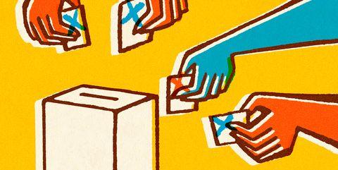 Yellow, Orange, Line, Graphic design, Illustration, Graphics, Gesture,