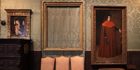 suspect in isabella stewart gardner museum art heist