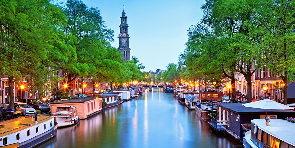 15 cheap hotels in Amsterdam for under £100 a night