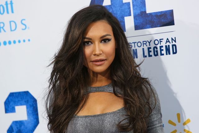 hollywood, ca   april 09  actress naya rivera attends the premiere of warner bros pictures and legendary pictures 42 at tcl chinese theatre on april 9, 2013 in hollywood, california  photo by imeh akpanudosengetty images