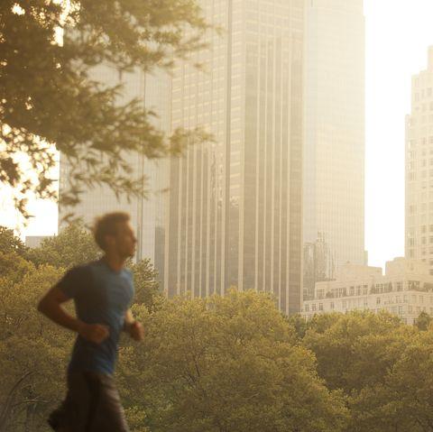 central park fitness retreat