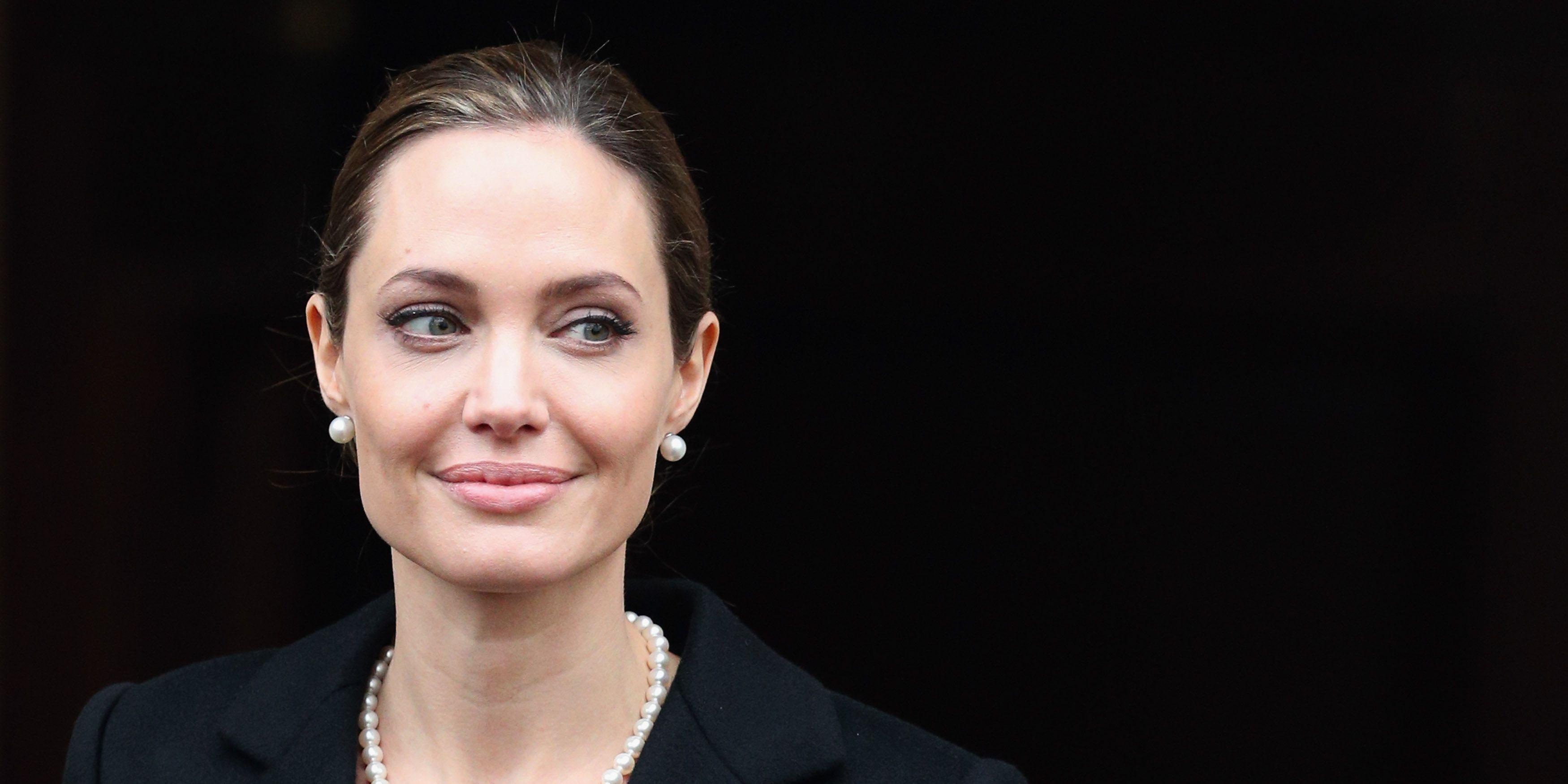 Angelina Jolie for president