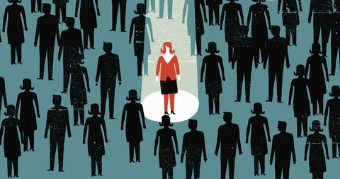 People, Standing, Illustration, Silhouette, Art, Crowd,