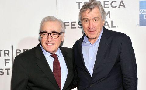 Top 10 films De Niro Scorsese