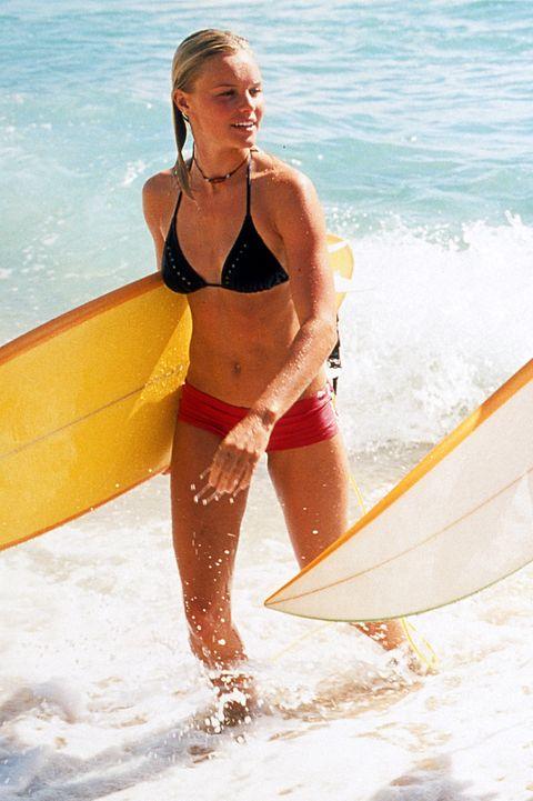 Michelle Rodriguez And Sanoe Lake In 'Blue Crush'