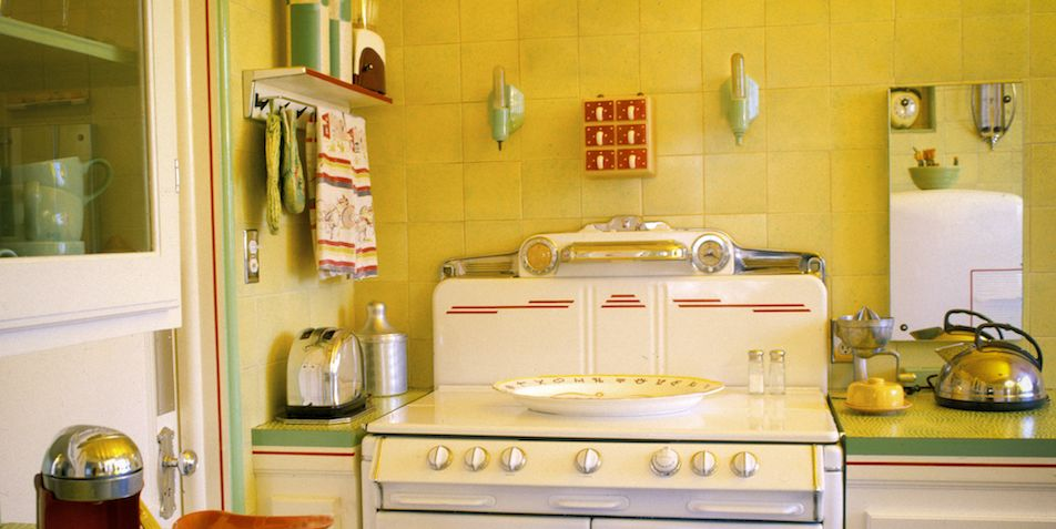 Retro Kitchens